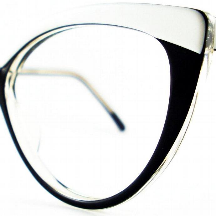 Vintage Lafont Glasses Frame Cat Eye by VintageCatEyeglasses on Zibbet