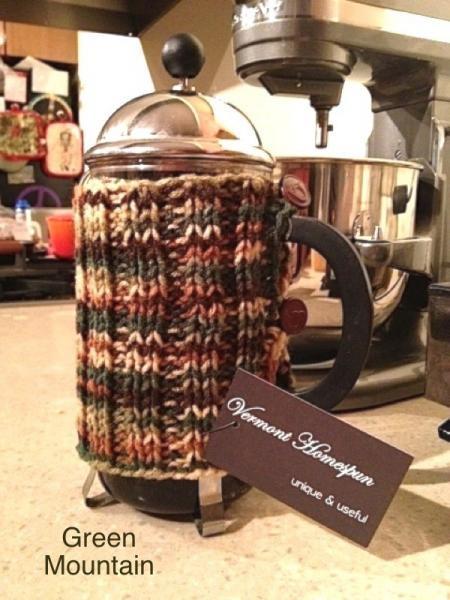 French Press Coffee Cozy