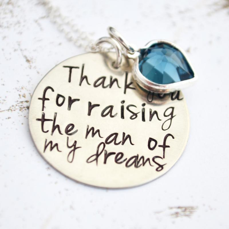 Mother In Law Gift Thank You For By Loveitpersonalized On Zibbet