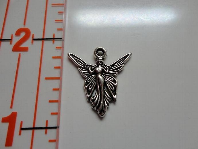 Angel Charm - Silver