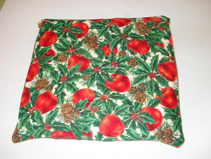 Christmas Pillow Cover 12 x 12