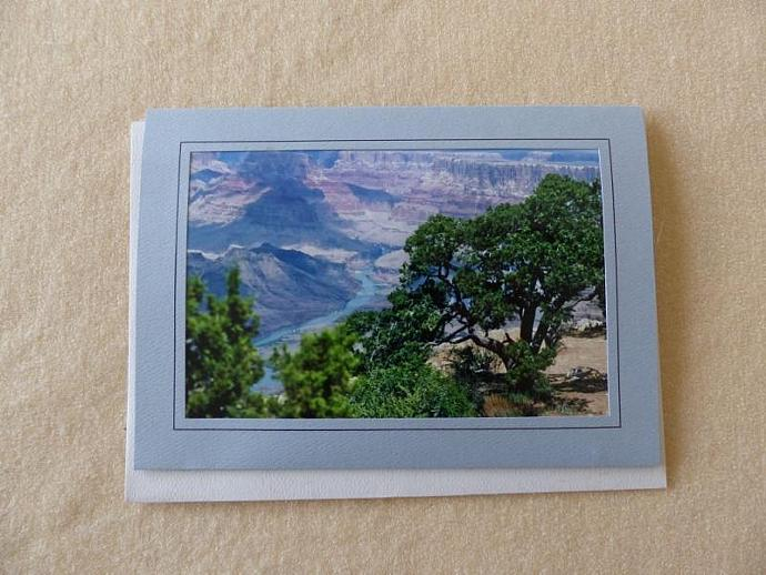 Grand Canyon collection of 3 cards, Grand Canyon, nature greeting cards, Grand