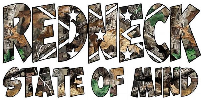 Camouflage Camo Redneck State Of Mind With By Lilbitolove