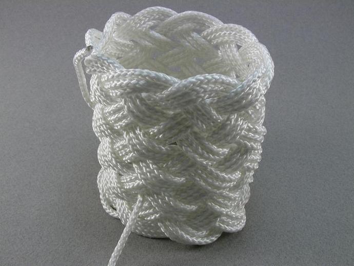 extra wide rope bracelet kit adjustable nylon cord DIY cuff bracelet 1022