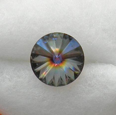 Rare Atlas color Swarovski Article 1122 18 mm. rivoli crystal SW23