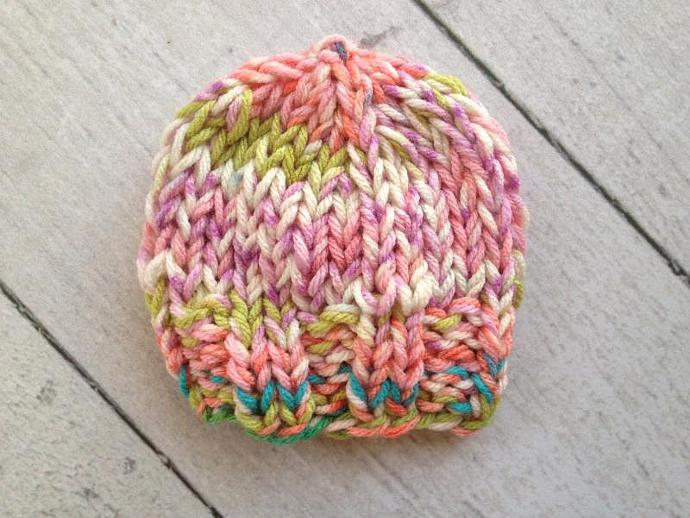 Newborn Beanie Set of 3  Grab Bag-  $35!! (No Coupons)