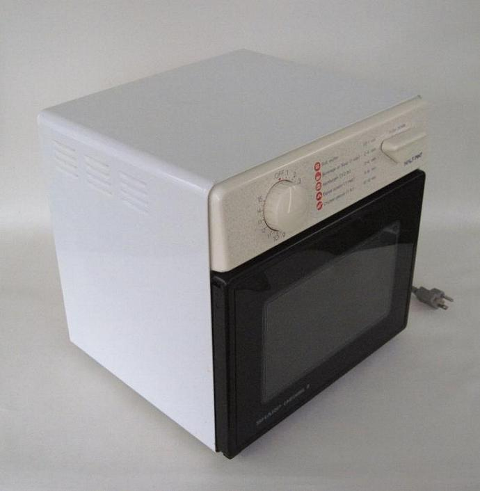 sharp half pint microwave oven. sharp half pint microwave oven carousel mini cube r1m53 o