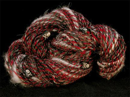 Jolly Roger - Sea Artist's skein - SOLD OUT