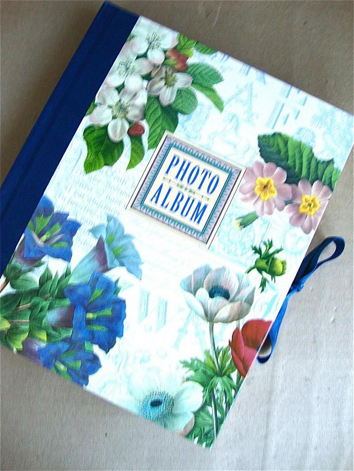 vintage Country Diary photo album