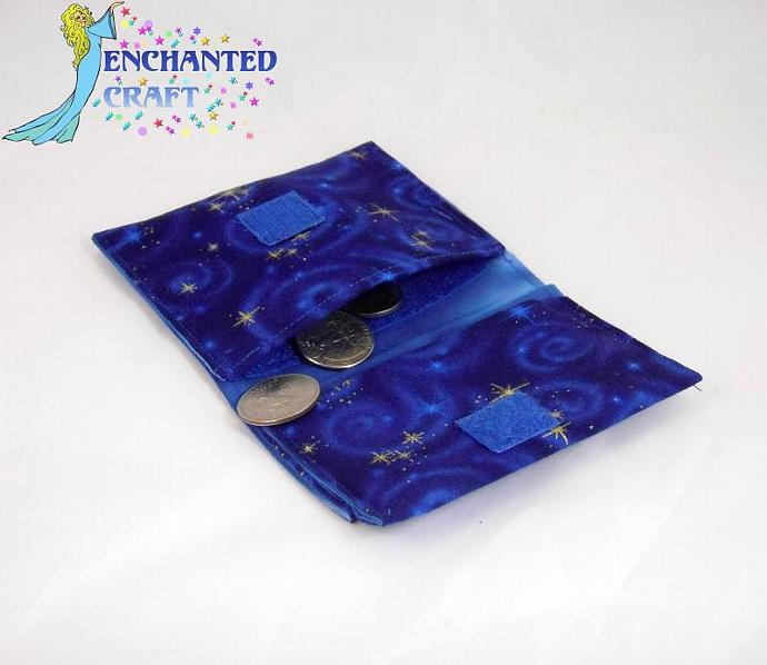 Firefly serenity Compact fabric wallet for the browncoat in your life