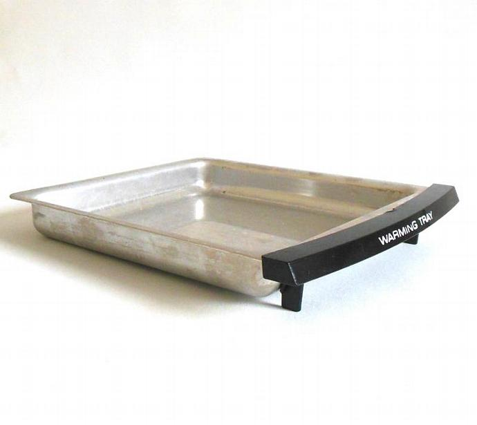 Hoover Electric Skillet Warming Tray Replacement Part 8668 Drawer