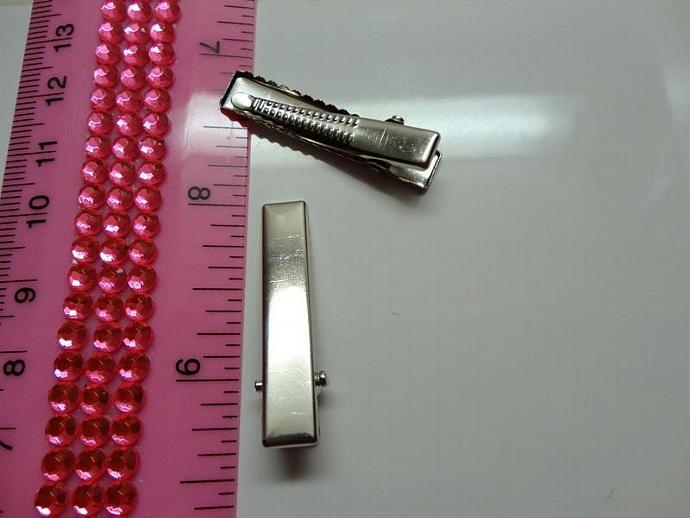 Silver Clip - Small