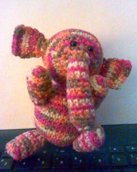Apple Belly Elephant - Customize it!
