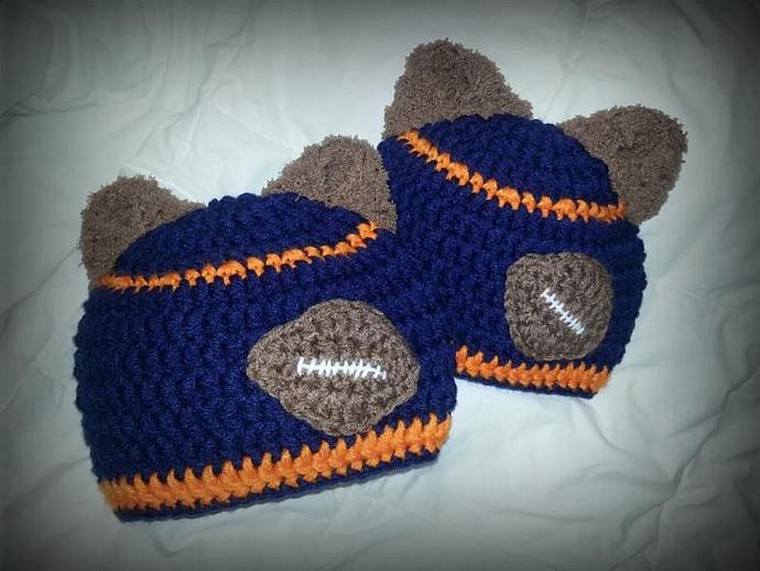 735287024aa Chicago Bears Hat ~