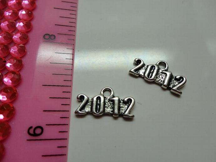2012 Charm - Silver