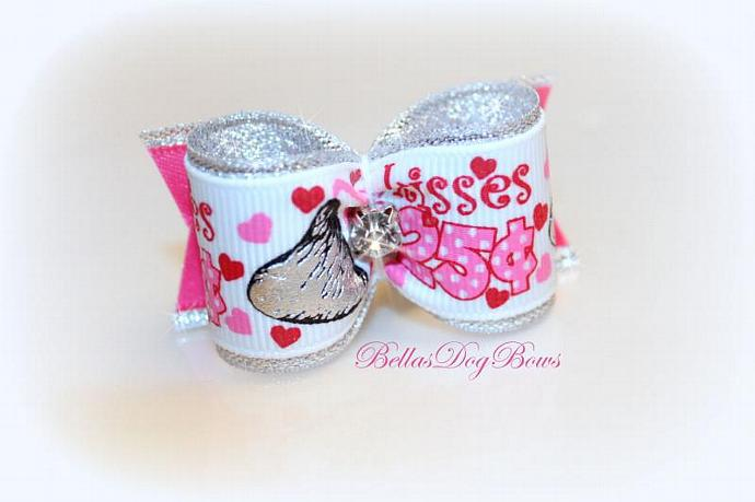 25-Cent Kisses ~ Valentine's Day Bow