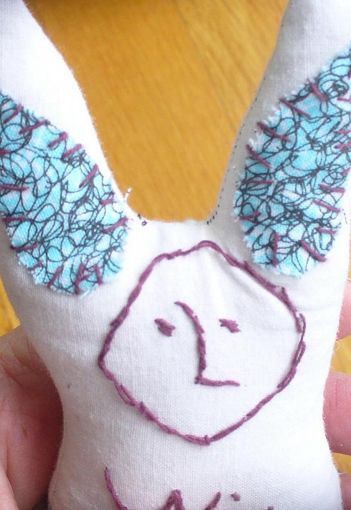 Fabric Wit Bunny