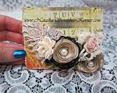 2pc Gift Card Box Die Cut