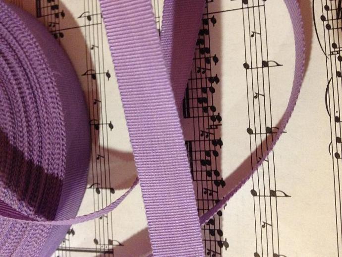 ~SPECIAL PRICE~ Purple Grosgrain Ribbon