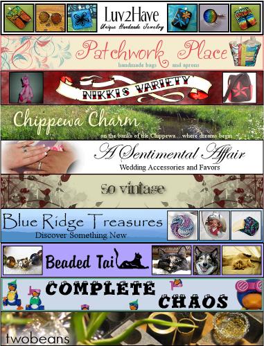 Zibbet Shop Banner - Premium Version