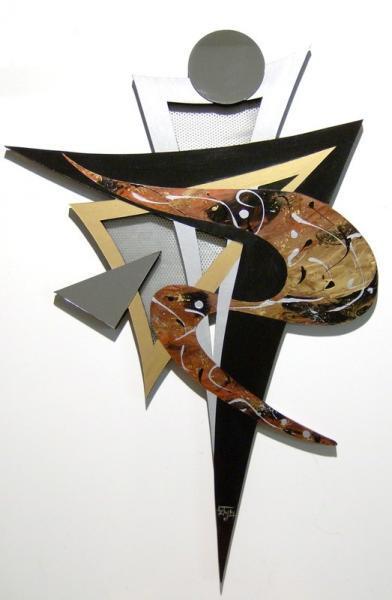 New Sofia Mirror - Stylish & unique CoNTeMPoRaRY MoDeRN AbSTrAcT ArT WaLL