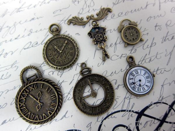 6 O'Clock Set - Vintage Bronze