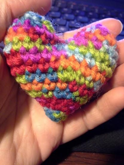 Little Stuffed Heart - Customize it!