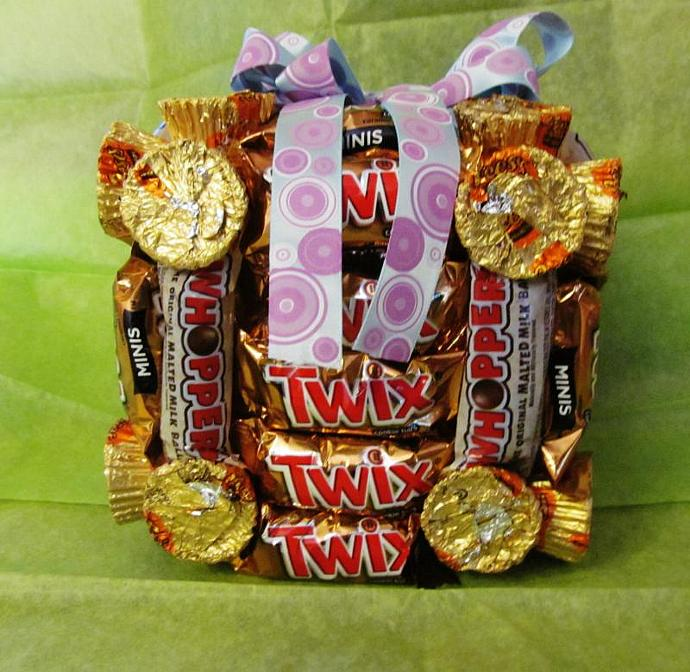 Chocolate Heaven -  Centerpiece - Made to Order