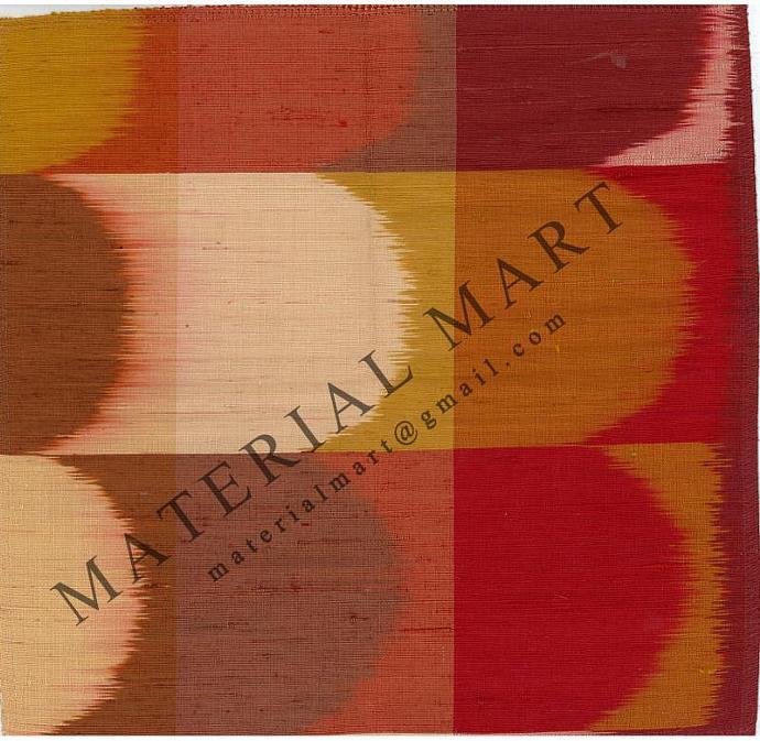 "39inches x 54 inches JIM Thompson Fabric "" Thalia collection ' Fine silk"
