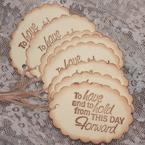 Wedding Wish Tree Hang Tags