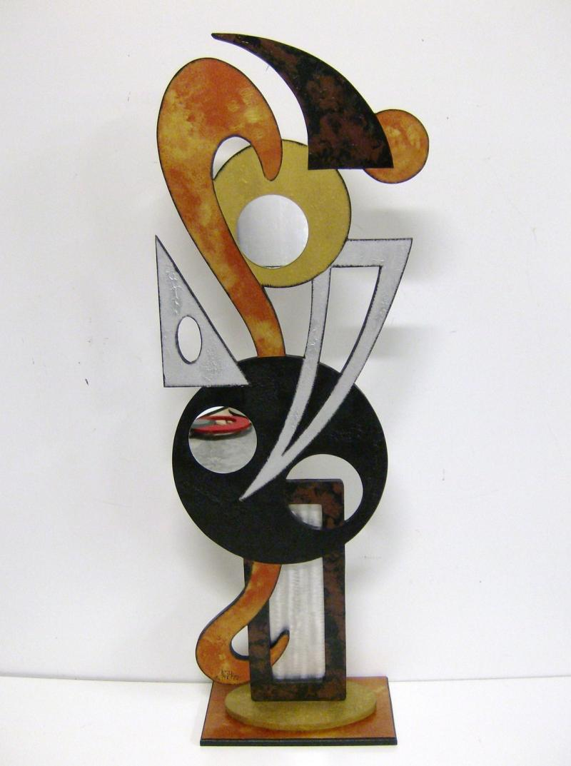 New Contemporary Modern Abstract Art Wood And By DivaArt69 On Zibbet