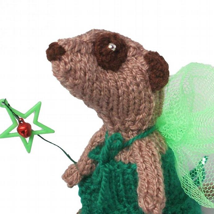 "Zibbet Fairy Meerkat, a ""must have"" for every shop owner!"