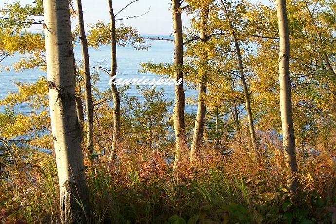 8x10 print, original photography, Autumn on Lake Superior, Lake Superior print,