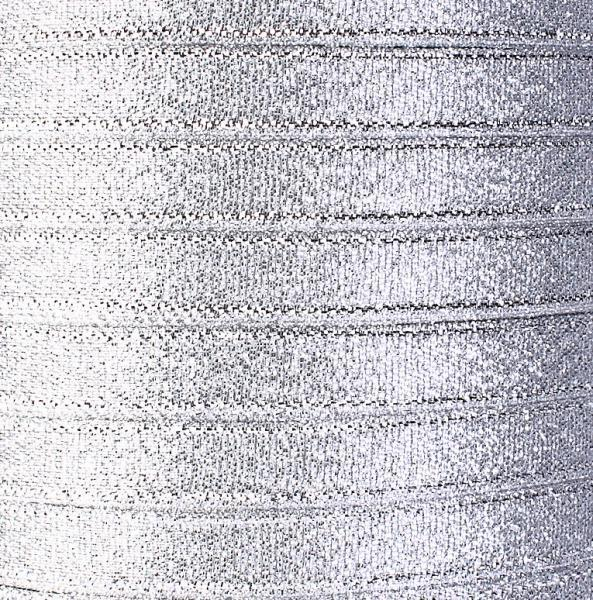 75 ft Sparkle silver ribbon 10mm 25 yards 2/5 inch 75feet (1088)