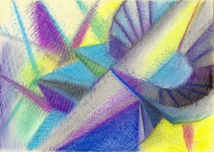"Original work - ""Space protuberans"" 2013"