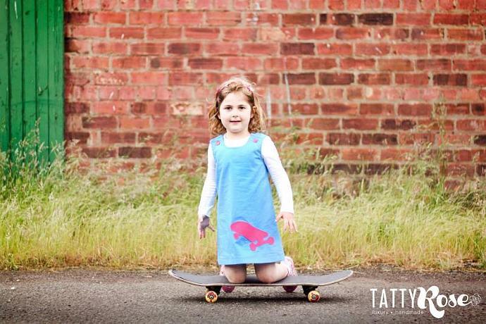 Tatty Rose Original Skateboard Dress