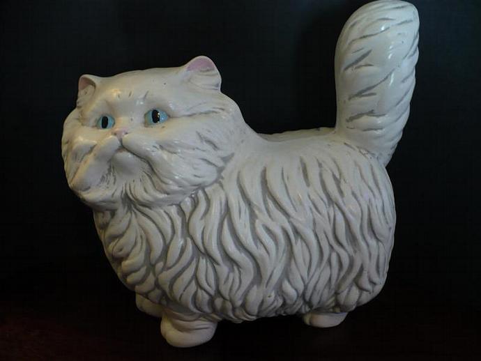 NEW ITEM Big Fluffy Kitty