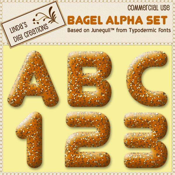 Bagel Alpha Set