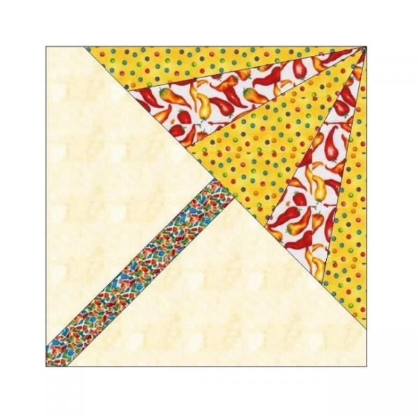 All Stitches Umbrella Paper Piecing Quilt By Allstitches