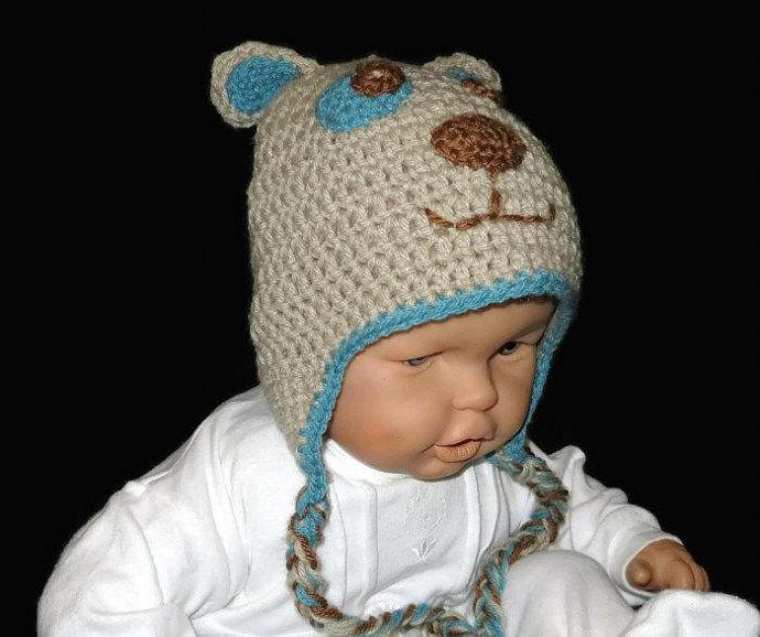 33fcabf9cb2376 Crochet Beanie Hat, Baby Beanie, Newborn Photo Prop Hat, Crochet Winter Hat,