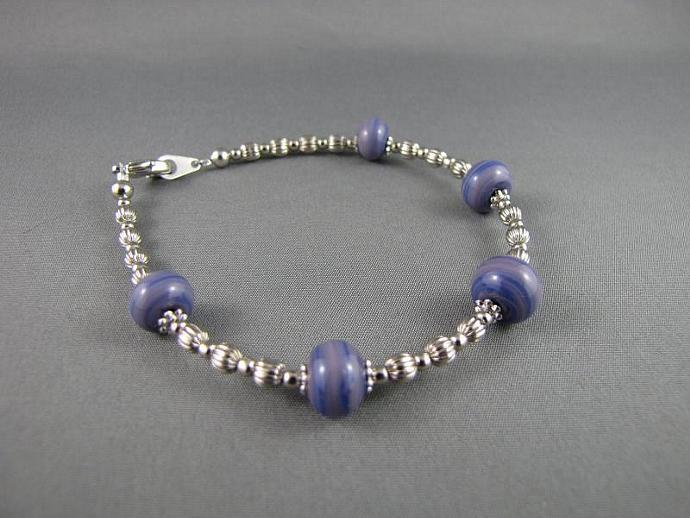 Denim Blue Bracelet