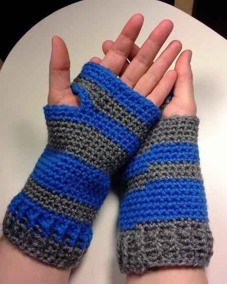 Fingerless Gloves - Customize them!