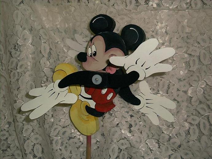 Whirligig  Mickey Mouse