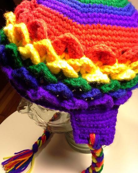 Big Scale-y Fun Hat - Customize it!