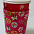 Coffee Cozy Cup Sleeve - Hot Pink Floral Print