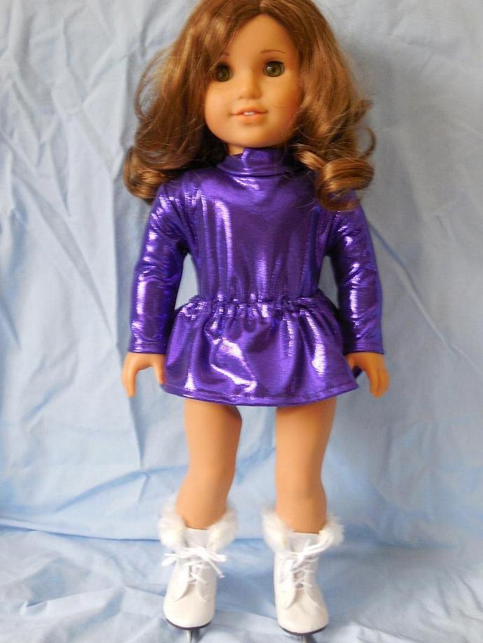 "18"" Doll Skating Outfit"
