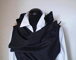 0747b68884c15b Origami silk organza blouse- Custom made art to by DDivna on Zibbet