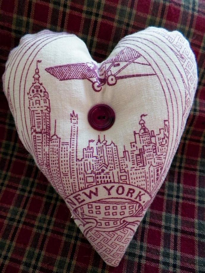 New York Prim Heart