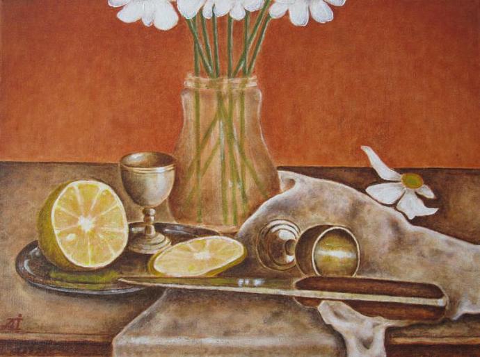 """""""Lemon and silverware"""""""