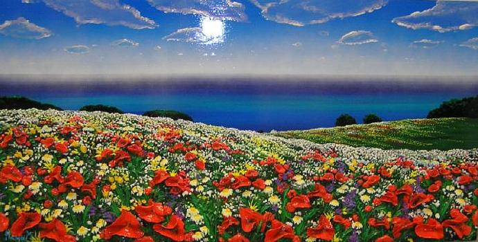 """Painting """"In Moohternanee"""""""